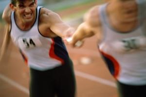 a form of hurdles