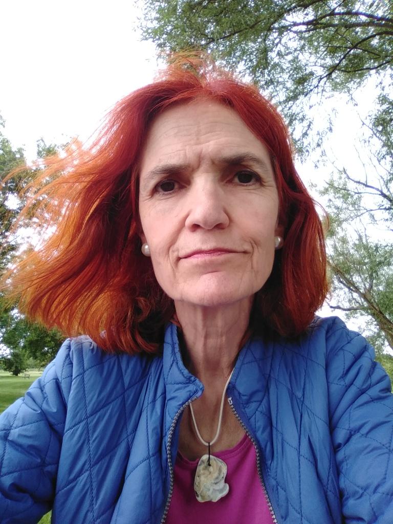 photo of Angelina Souren taken on 8 July 2021